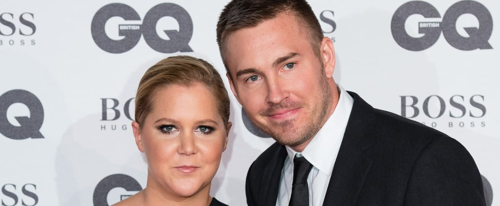 Amy Schumer Splits From Her Boyfriend of Nearly 2 Years