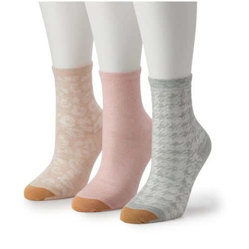 GOLDTOE Crew Socks