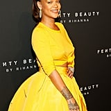 Rihanna Braless Pictures September 2017