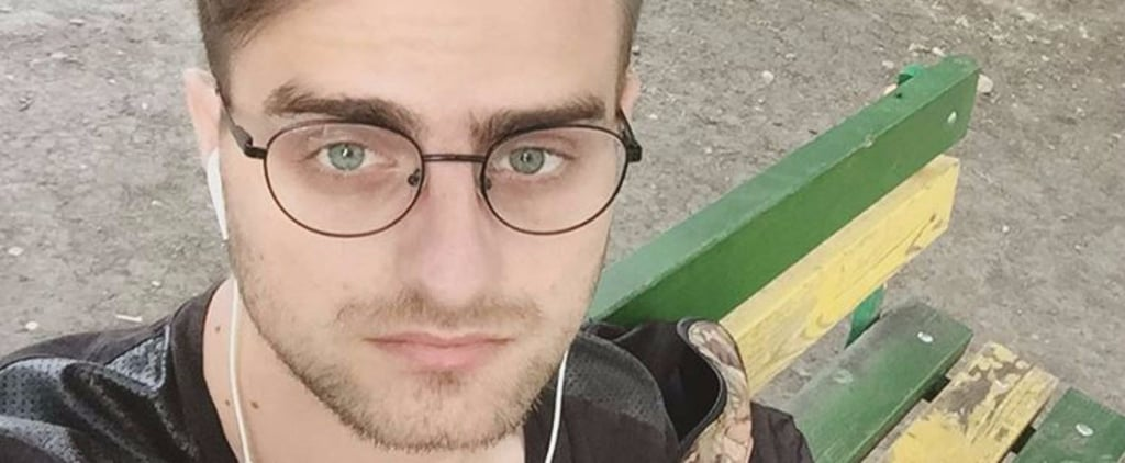 No, Your Eyes Are Not Playing Magic Tricks on You — This Guy Looks Exactly Like Harry Potter