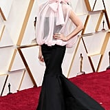 Caitriona Balfe at the Oscars 2020