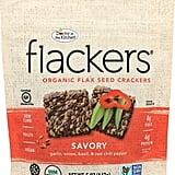 Flackers Organic Flax-Seed Crackers