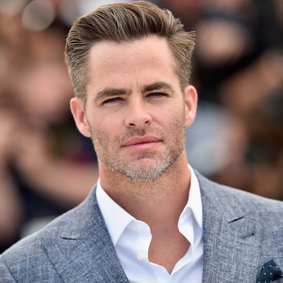 Chris Pine at the Cannes Film Festival 2016 | Pictures