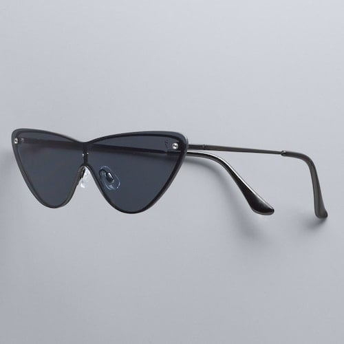 Simply Vera Vera Wang Ru Metal Cat-Eye Sunglasses
