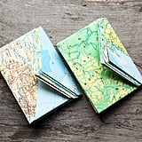 Map Mini Envelope
