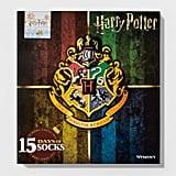 Target's Second Harry Potter Sock Advent Calendar Shows Off the Hogwarts Crest