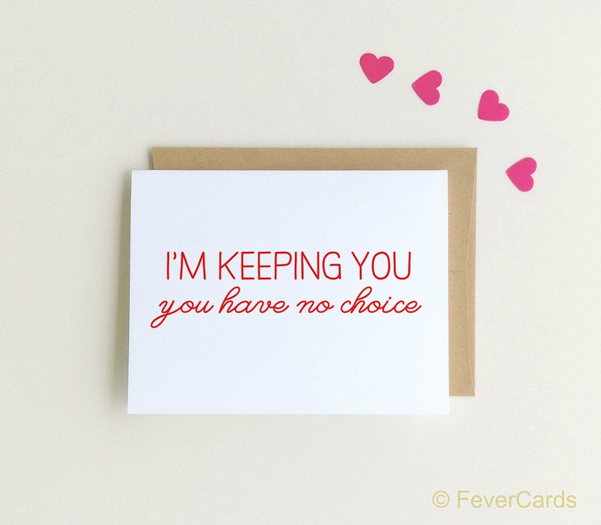 I'm Keeping You ($4)