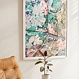 Kimberley Dhollander Green Paradise Art Print