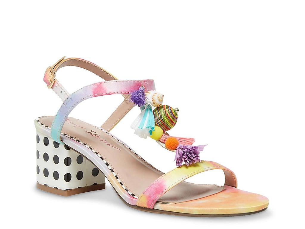 Betsey Johnson Mille Sandal | DSW Is