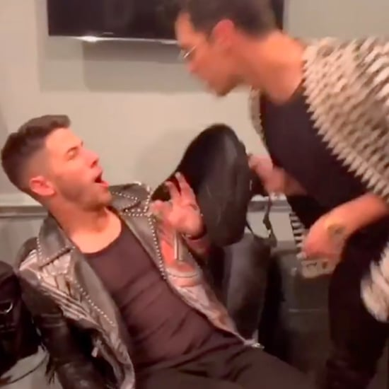 The Jonas Brothers Recreate the Kardashians' Fight on TikTok