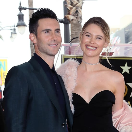 Photos of Adam Levine and Behati Prinsloo's Daughter Gio