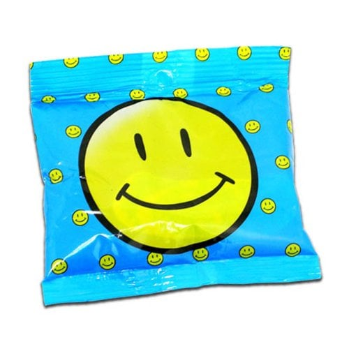 Smiley Face Lunch Box Ice Pack