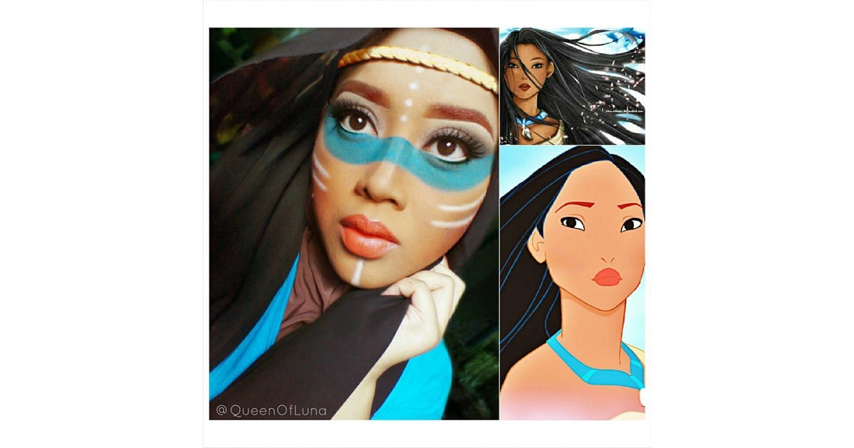 Disney Halloween Makeup Ideas