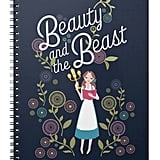 Belle / Beauty and the Beast Notebook ($14)