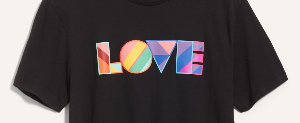Old Navy Tee Collab Is a Love Letter to the LGBTQ+ Community