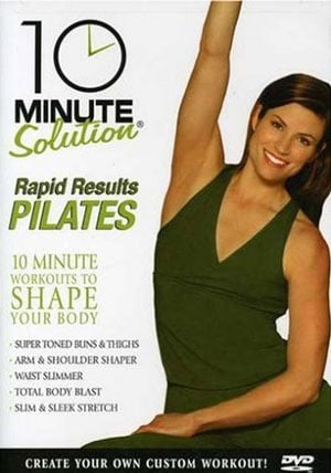 DVD Review: 10 Minute Solution Rapid Results Pilates