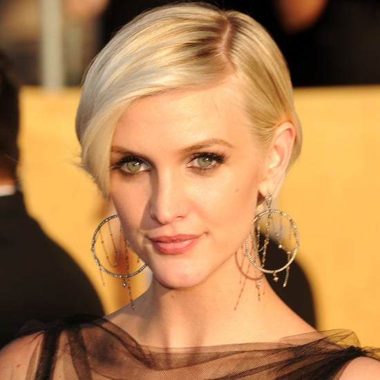 Ashlee Simpson's Hair and Makeup at the 2012 SAG Awards