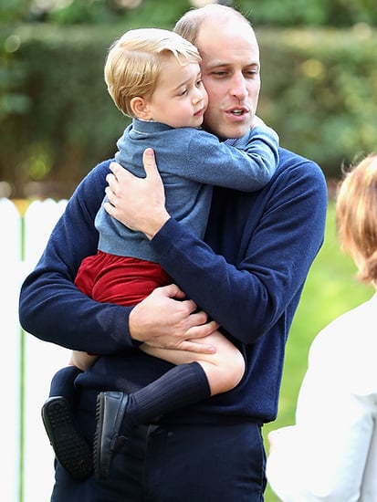 The 7 Insanely Cutest Moments from George and Charlotte's First Public Playdate