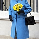 There's a Very Good Reason the Queen Wears Bright Colours