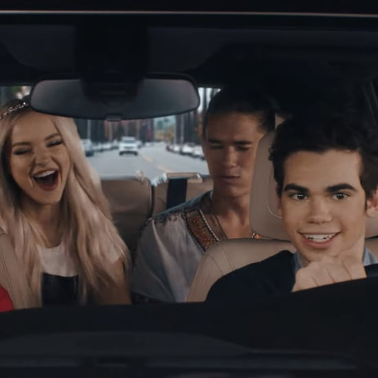 "Descendants 3 Cast Singing ""Queen of Mean"" Carpool Video"
