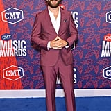 Thomas Rhett at the 2019 CMT Awards