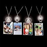Merkury Innovations LED Heart Photo Clip String Light