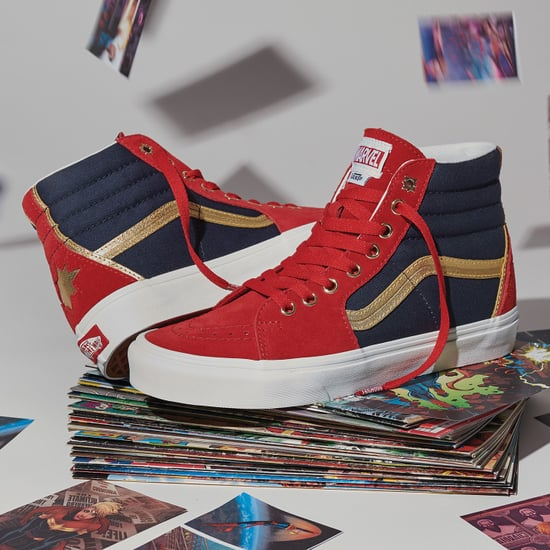 Vans Marvel Collection 2018