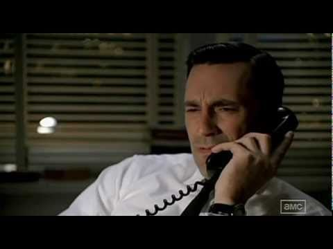 "A video compilation of Mad Men star Jon Hamm as Don Draper saying ""What"" a lot"