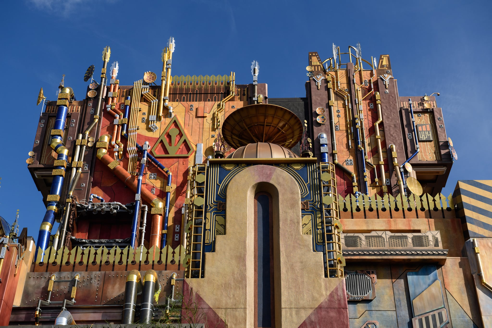 Guardians Of The Galaxy Ride At Disneyland Popsugar