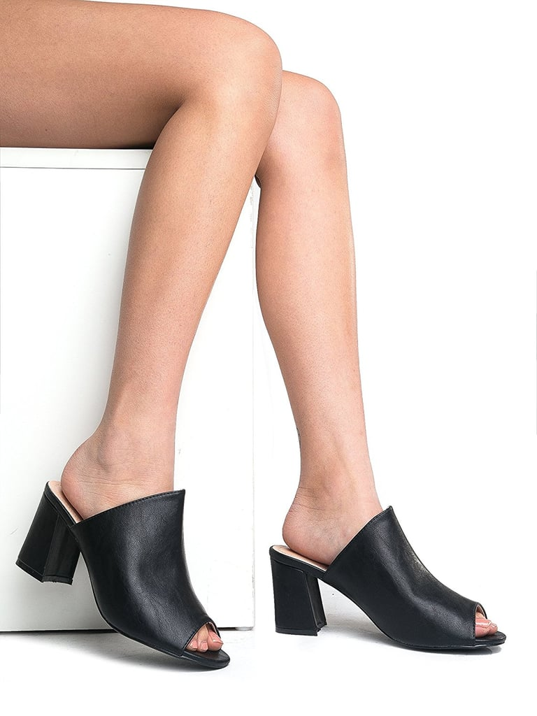 j adams sandal mules best summer shoes from amazon popsugar