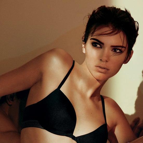 Kendall Jenner Calvin Klein Underwear Campaign Spring 2016