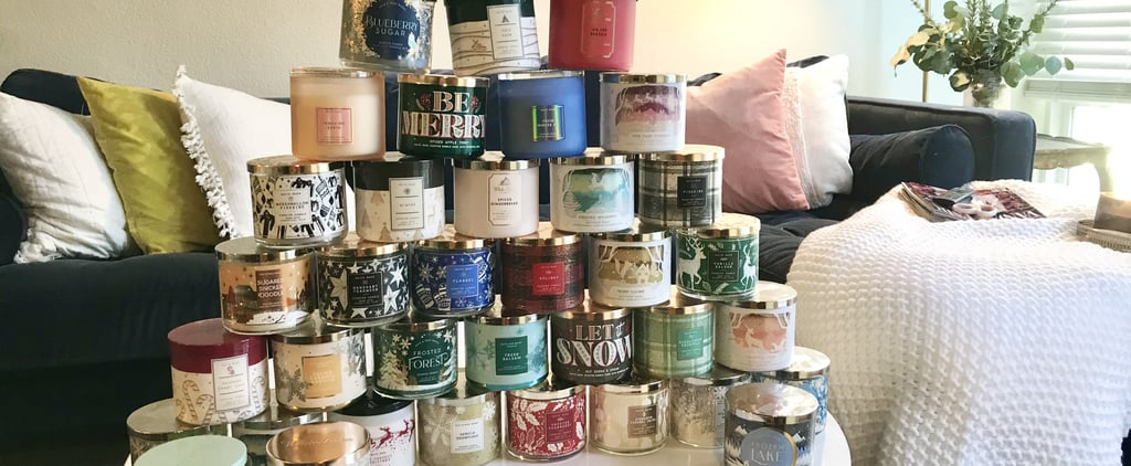 Best Bath & Body Works Holiday Candle Scents Ranked | 2020
