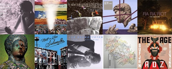 Best Indie Albums of 2010