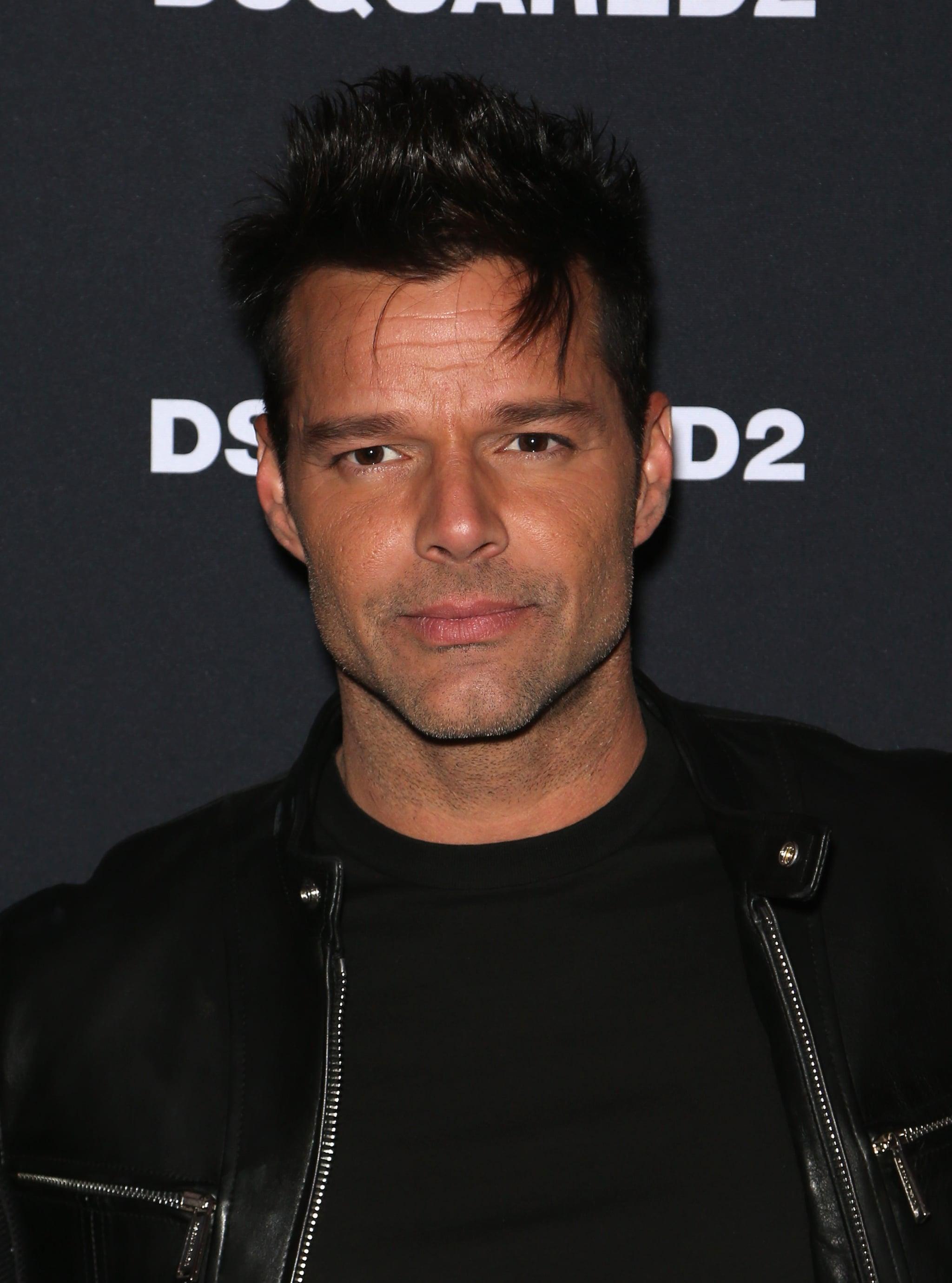 Ricky martin cast in versace american crime story - Antonio martin morales ...