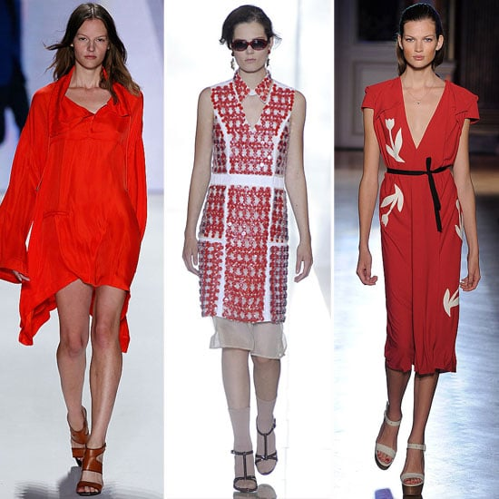 Spring 2012 Colour Report: Rich Reds