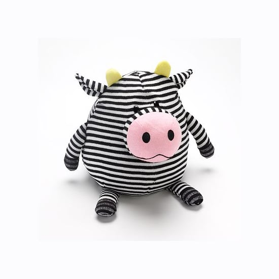 Mushable Pot Bellies Cow Pillow