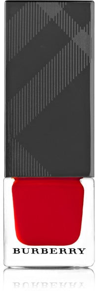 Burberry Nail Polish in Military Red No.300