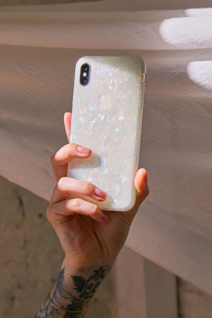 Recover Shimmer iPhone Case