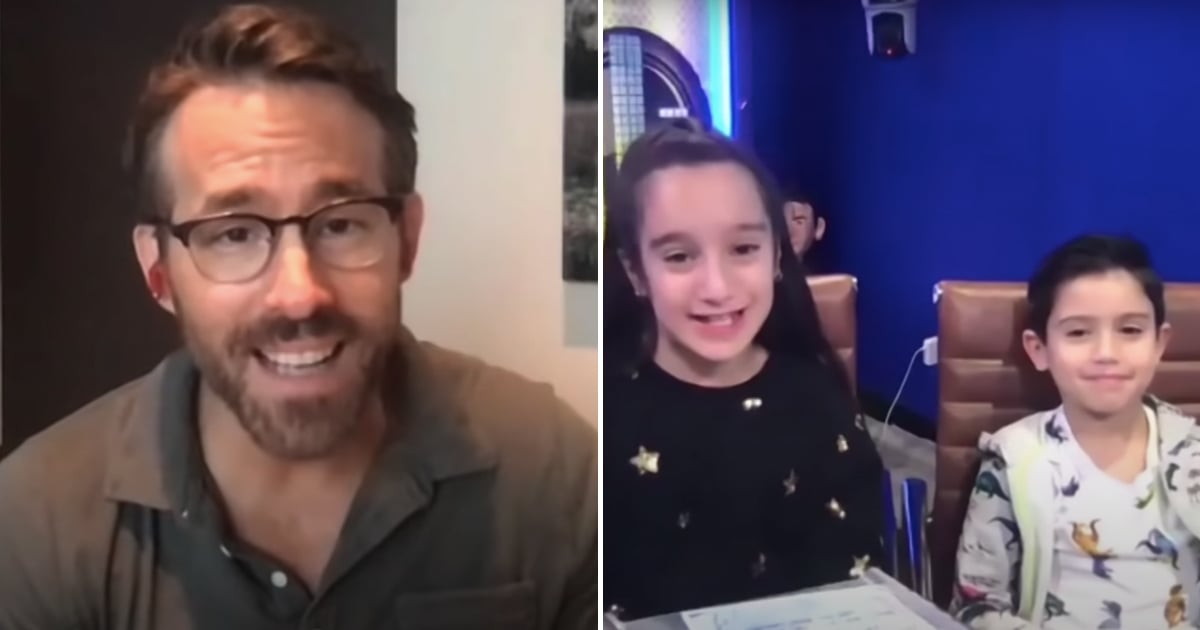 Ryan Reynolds Says His Wife and 3 Daughters Are ...