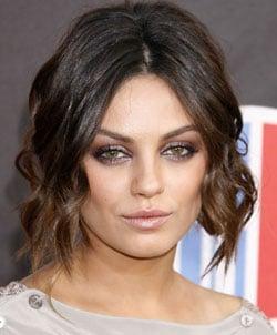 Mila Kunis Makeup