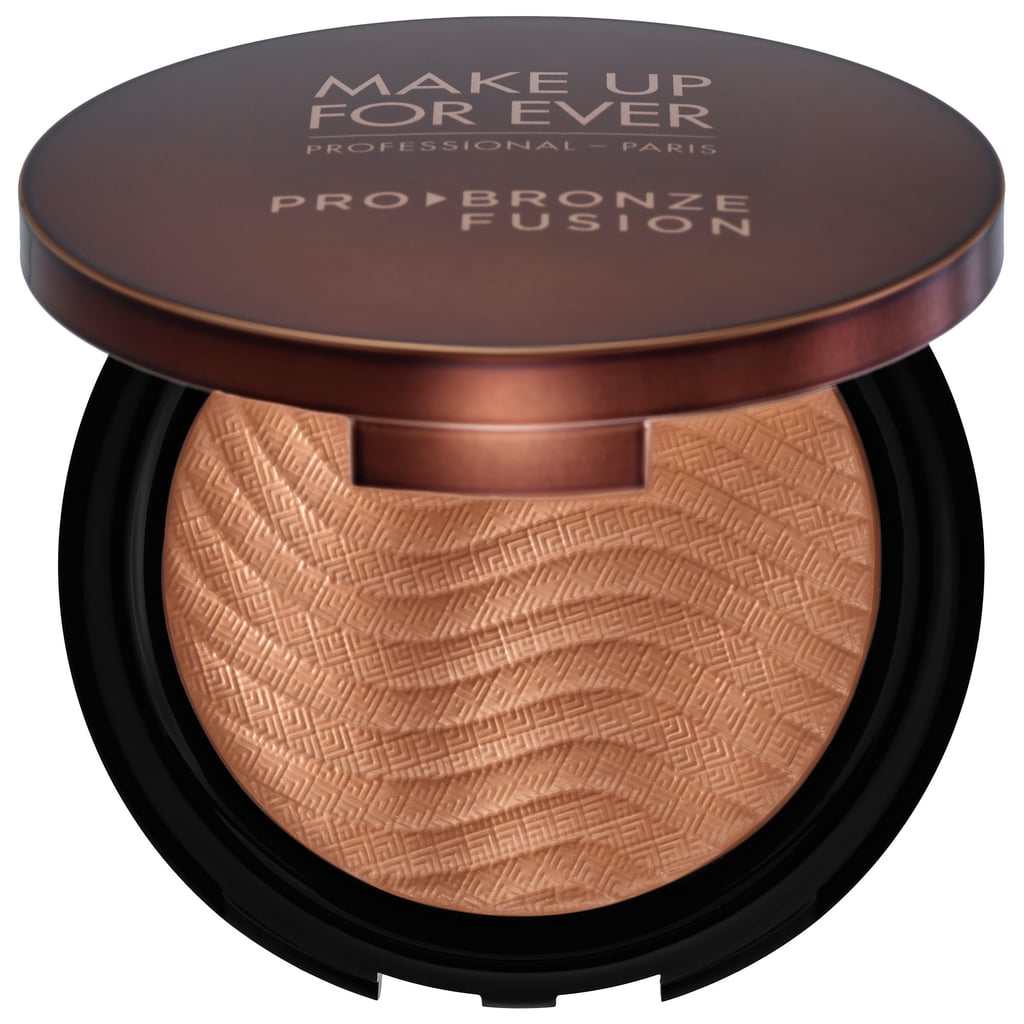 Make Up For Ever Pro Bronze Fusion Bronzer in 10M Natural Matte Honey