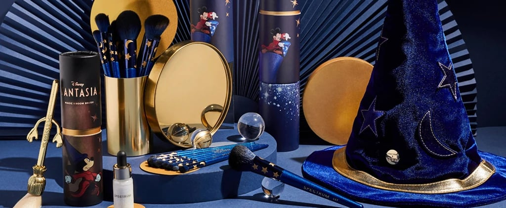 Shop Spectrum's Fantasia-Inspired Makeup Brush Collection