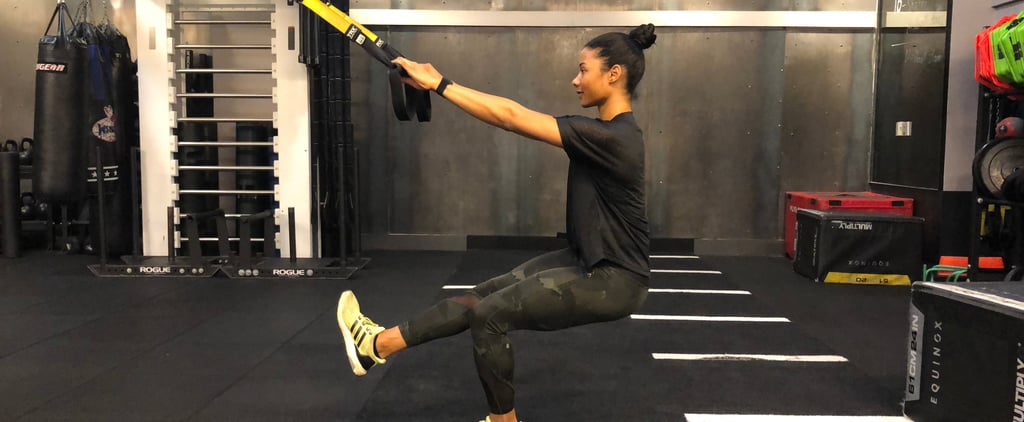How to Do a TRX Pistol Squat
