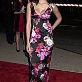 Jessica Alba showed up in a floral dress in 2001.