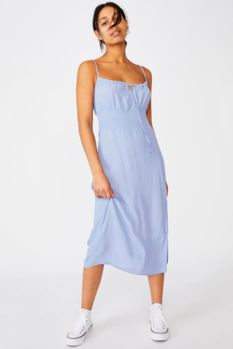 Cotton On Woven Melody Strappy Midi Dress ($39.99)