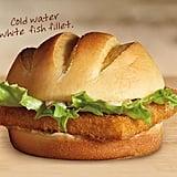 Premium Alaskan Fish Sandwich