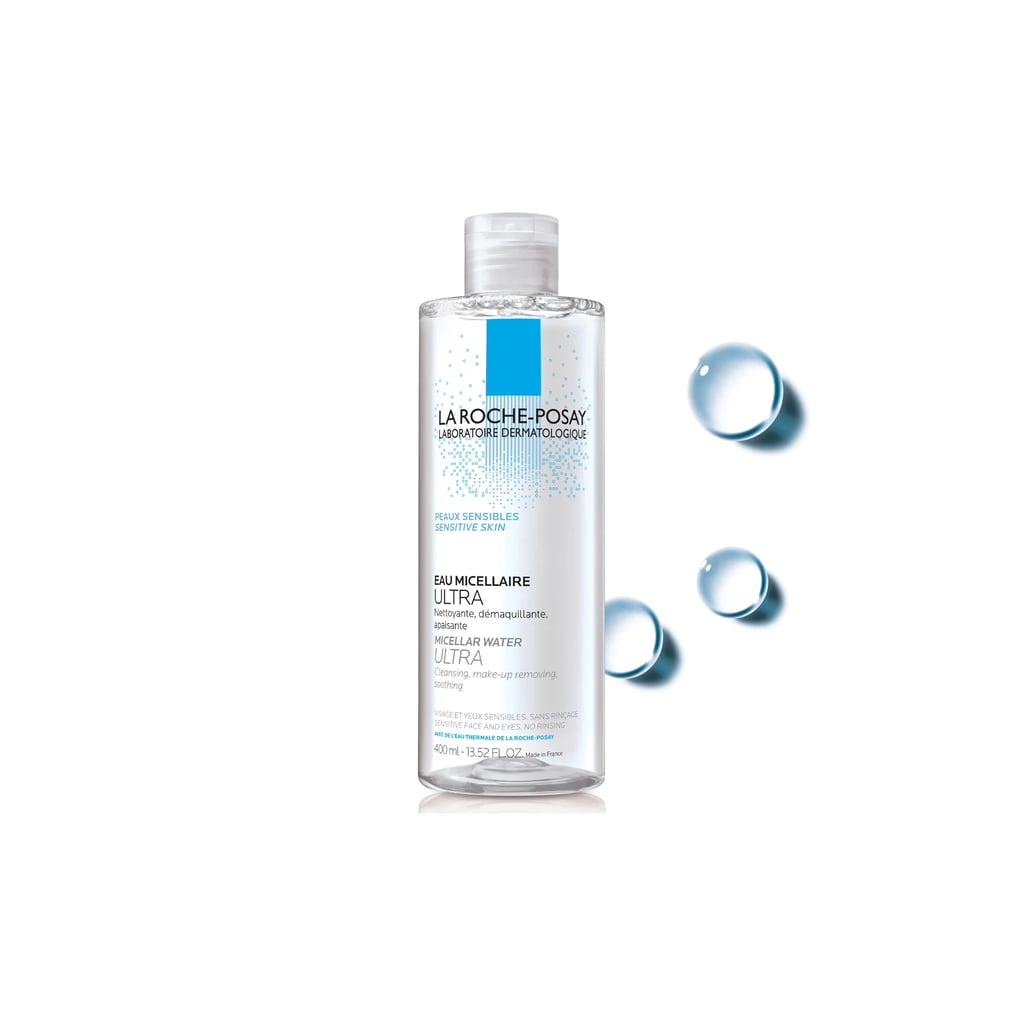 La Roche Posay Ultra Micellar Cleansing Water and Makeup Remover For Sensitive Skin