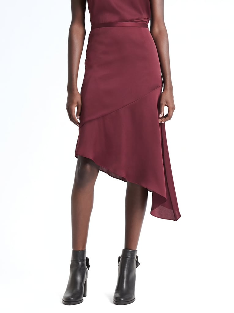 aa1d90d1232 Banana Republic Olivia Palermo Bias-Cut Skirt