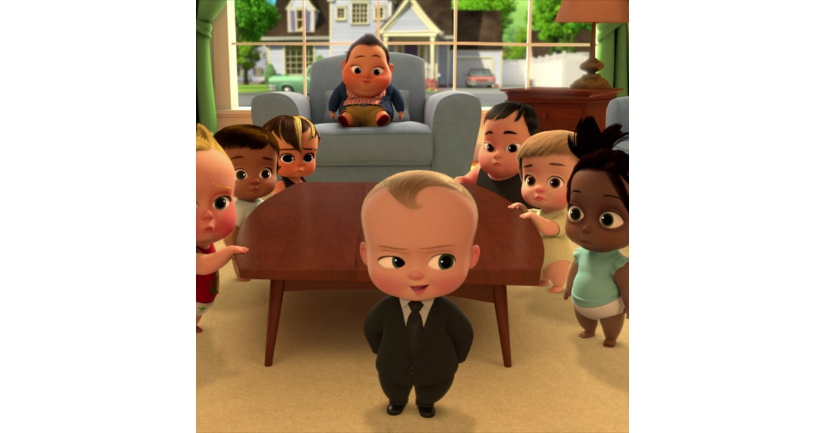 The Boss Baby Back In Business Season 3 Netflix Trailer Popsugar Family