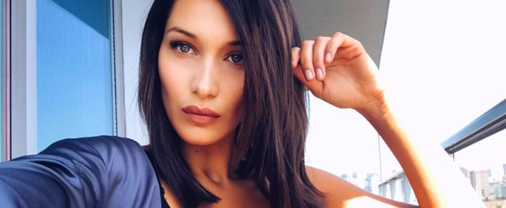 Bella Hadid Confirms She'll Be in This Year's Victoria's Secret Fashion Show With a Single, Sexy Snap